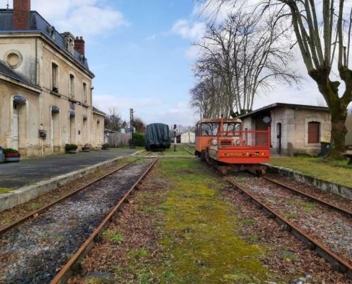 Gare de Guîtres